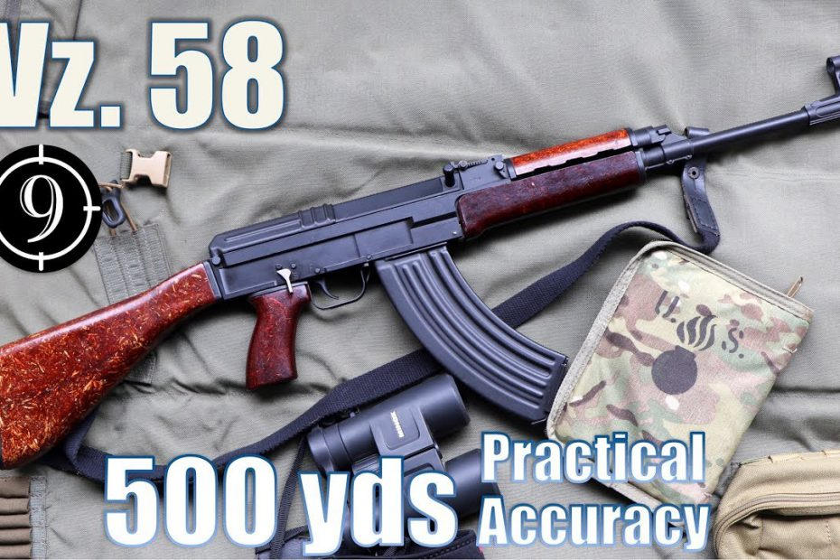 Czech Vz58 to 500yds: Practical Accuracy