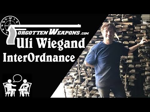 Interview: Uli Wiegand of InterOrdnance on Importing Guns from Africa