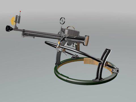 Lewis Gun Extras – Scarff Ring