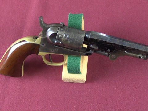 Thuer Conversion Colt 1849 Revolver