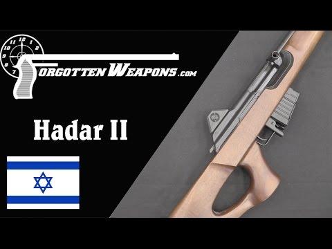 Hadar II: A Ban-Era Commercial Galil