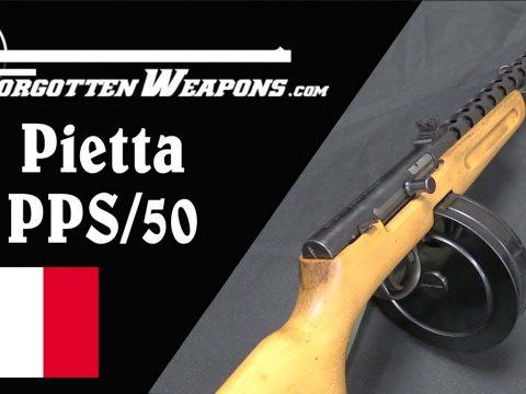 Pietta's PPS/50 – A Popular PPSh Plinker