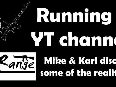 Mike & Karl discuss what it's like to run their YouTube channels