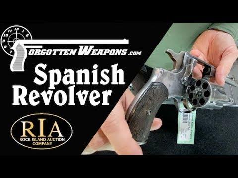 RIA Feb 2020 Special: Mystery Spanish Revolver