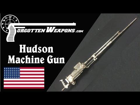 Hudson Machine Gun