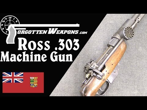 Forced-Air Cooling in an Experimental Ross Machine Gun