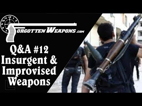 Q&A #12: Small Arms in Modern Conflict Zones, with Nic Jenzen-Jones of ARES