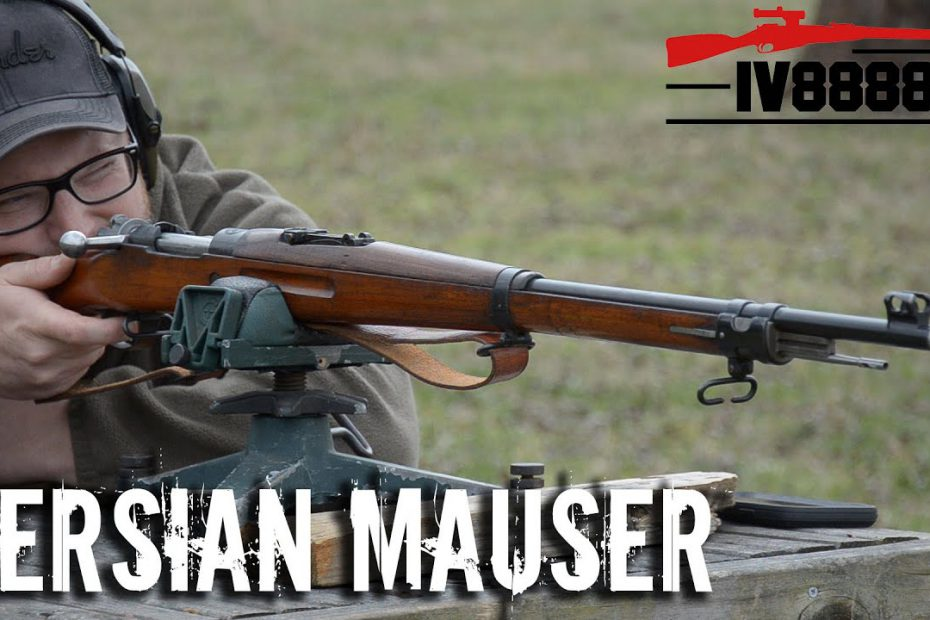 Persian Mauser