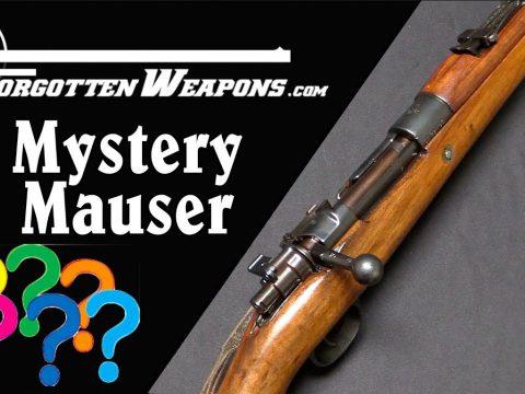 Mystery Mauser – Haitian? Czechoslovakian? Or Not?