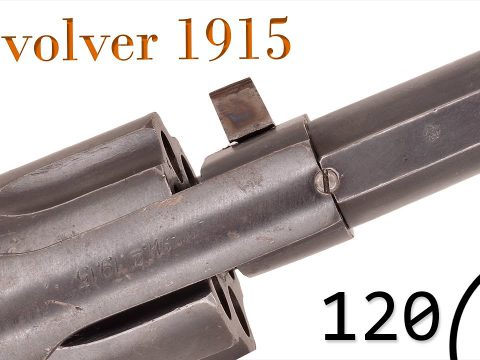 Small Arms of WWI Primer 120: Romanian Revolver 1915