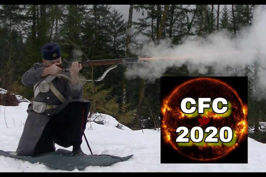 The 2020 Cabin Fever Challenge:  The P61 at 100yds