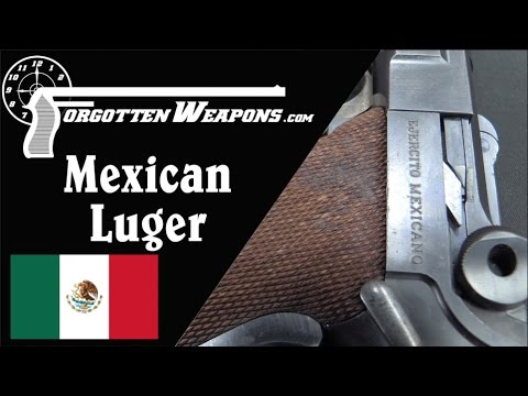The Mexican Luger