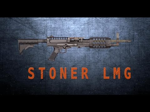 Stoner LMG Light Machine Gun – Gun Talk with Jerry Miculek – 4K