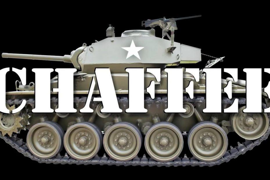 M24 Chaffee walk around tank after Restoration