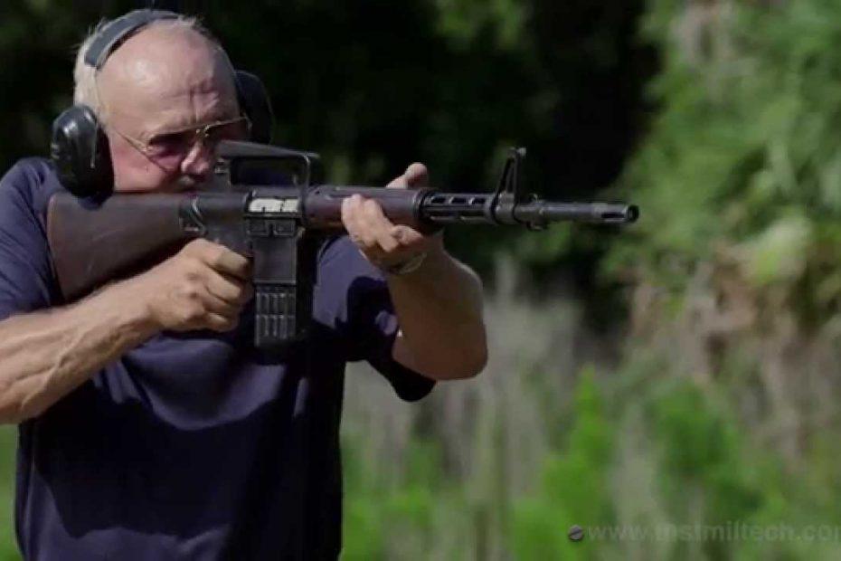 AR-10 – Gun Talk with Jerry Miculek – 4K