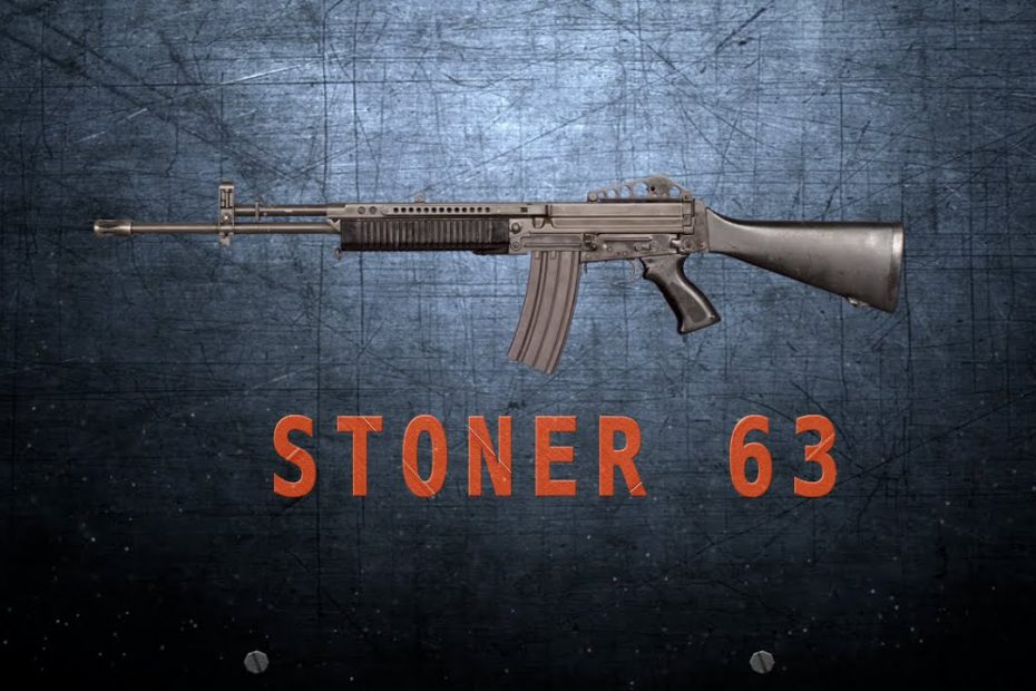 Stoner 63 – Gun Talk with Jerry Miculek – 4K