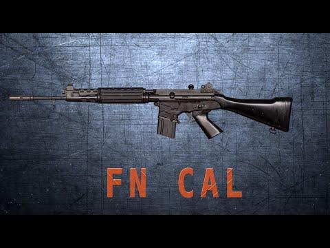 FN CAL – Gun Talk with Jerry Miculek –  4K