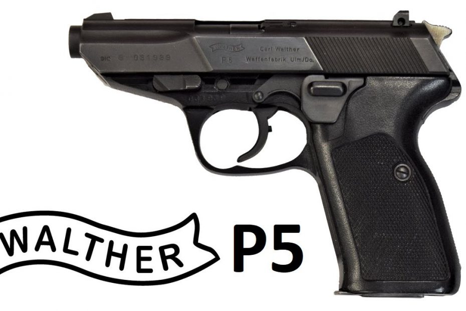 TAB Episode 66: Walther P5