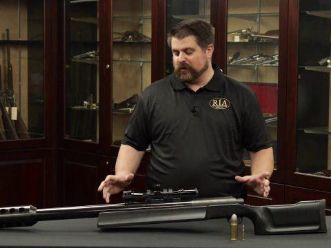"""The .950 JDJ Rifle – """"Fat Mac"""""""