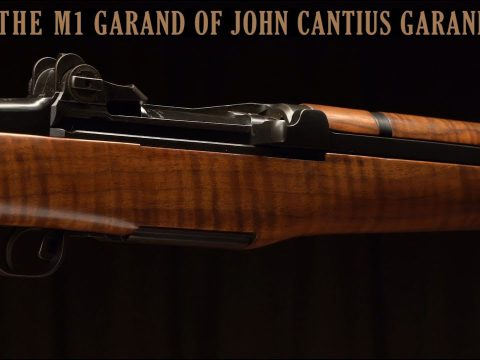 The M1 Garand Rifle of John Cantius Garand