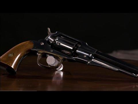 Civil War Revolvers that Look NEW!
