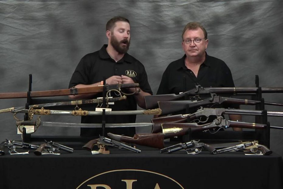 Rare and Highly Desirable Confederate Weapons