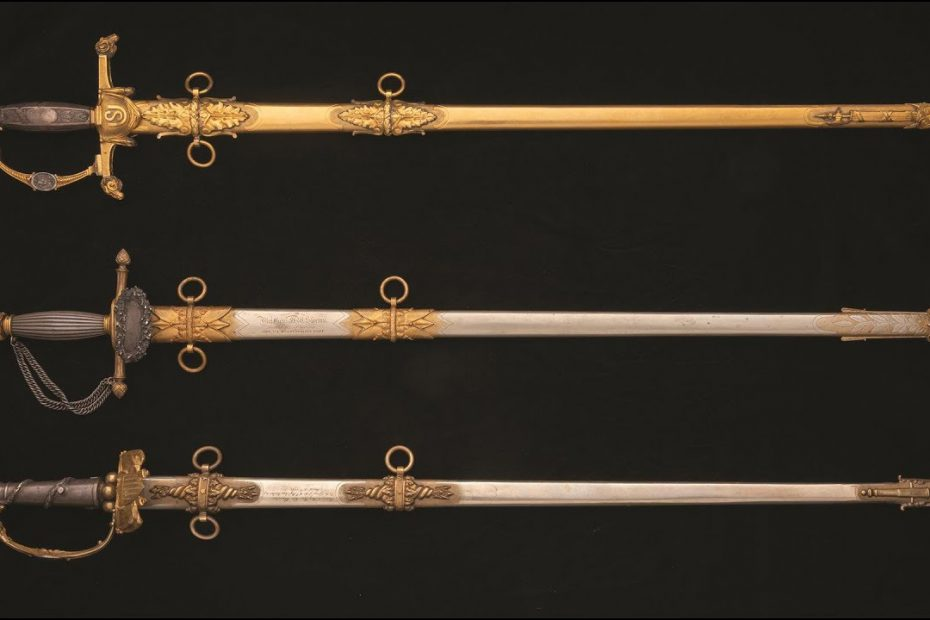 Artisan Swords: A Trio by Tiffany & Co.