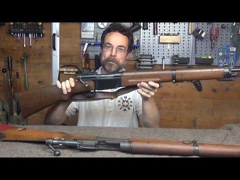 Fusils MAS36 1er et 2ème types [ENGLISH VERSION LINKED IN DESCRIPTION]