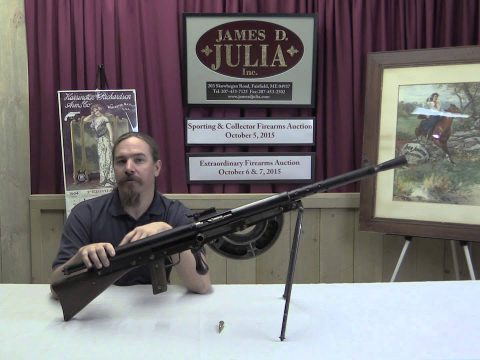 Chauchat: Shooting, History, and Tactics