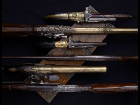 An Air Gun Collection For The Ages