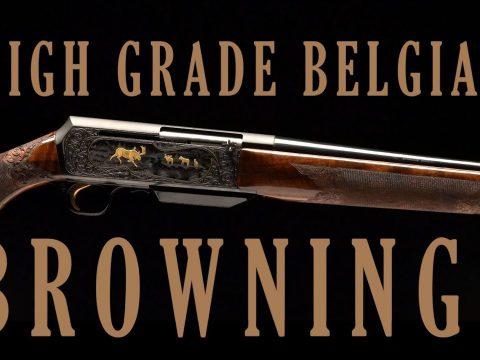 High Grade Belgian Brownings