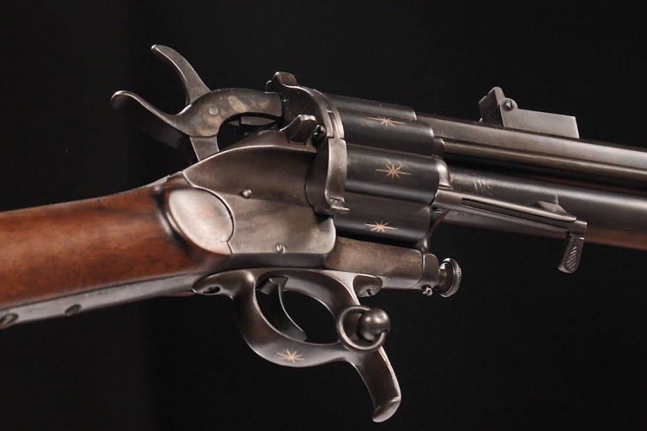 Significant Civil War Firearms