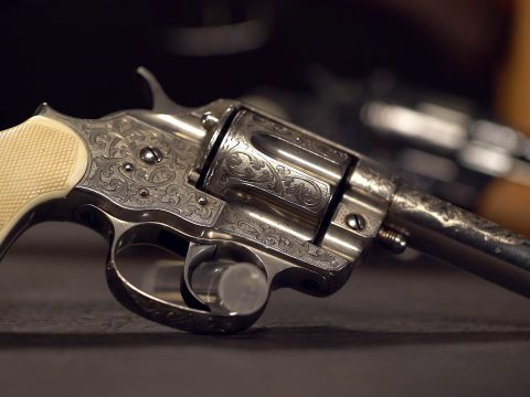 Stunning Cartridge Colt Firearms