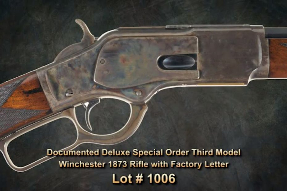 Million Dollar Collection of Winchesters – September 2014