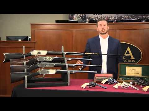 Firearms Collecting 101 – Want to Get Started Collecting and Investing in Firearms?