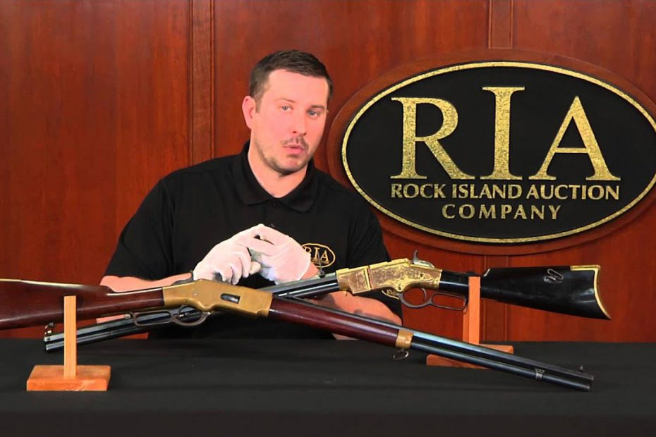 Top End, Investment Grade Winchester Rifles