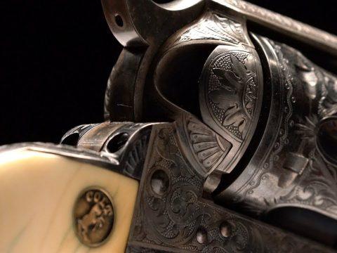 Masters of Embellishment: Engraved Colt Revolvers