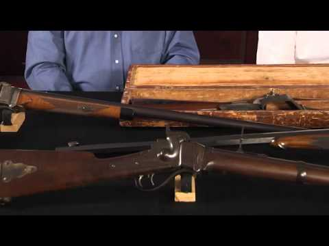 Outstanding Sharps Rifles and Pistol at April Auction
