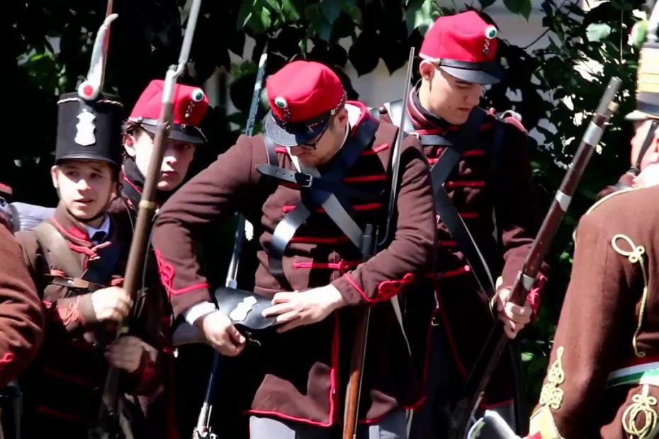 Az 1848-49-es szabadságharc hadművészete