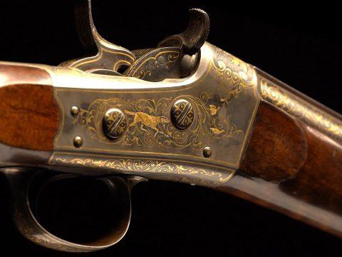 Early & Elegant Remington Shotguns
