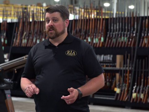 Warehouse Stroll with Joel: Smith & Wesson Firearm Smorgasbord!