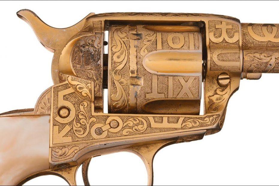 Firearm Engraver Cole Agee: Texan for Life