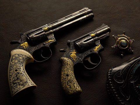 COMING SOON – Revolvers of Elvis Presley
