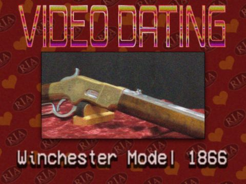 RIAC Video Dating: Winchester 1866