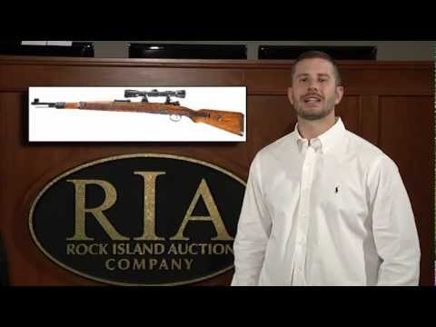 Part 3 RIAC September Anitque & Collectors Firearms Auction Preview