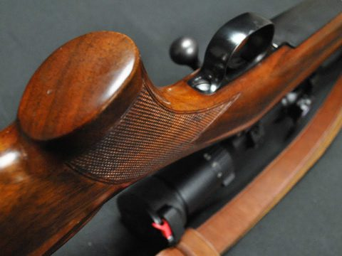 Roger Rule's Winchester Model 70 Rifle