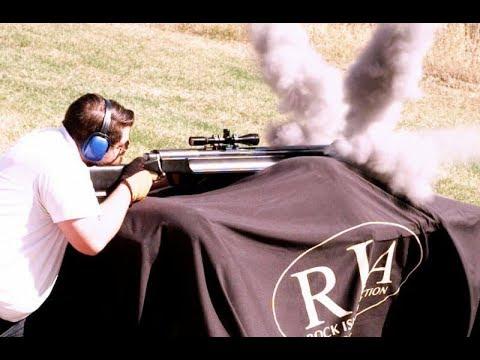 RIAC Shoots the .950 JDJ