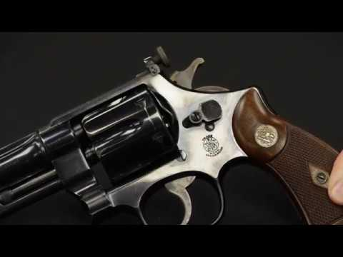 A Rare Registered Smith & Wesson Magnum with A Story to Tell
