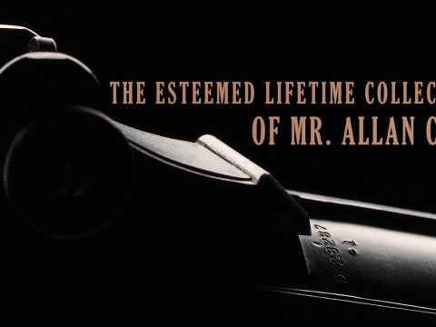 The Esteemed Lifetime Collection of Mr. Allan Cors