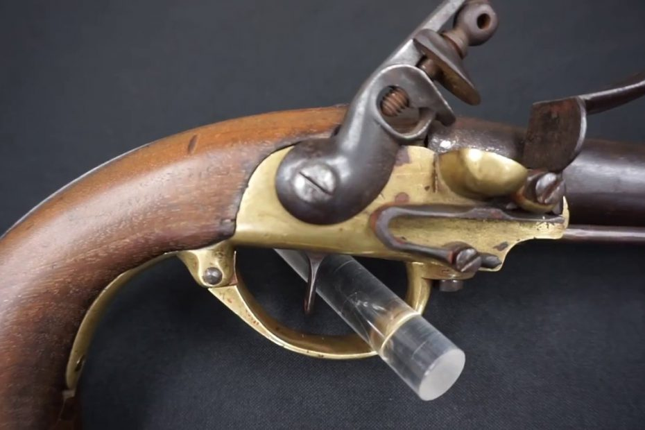 North & Cheney: America's First Adopted Pistol